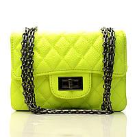 Chanel mini  S10-80831-41 лимонный