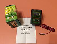 Терморегулятор цифровой двухпороговый ЦЫП-ЦЫП  2кВт (со звуковым контролем температуры) под розетку    Украина