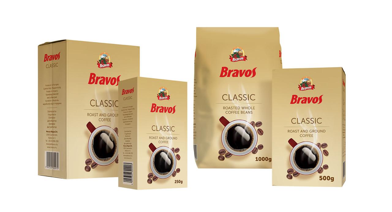 Bravos молотый 0,250