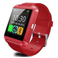 Часы SmartWatch U8 Sport Красные
