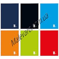 Тетрадь, формат - А4, 60 листов, клетка, One Color