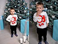 Новогодний детский свитшот, расцветки