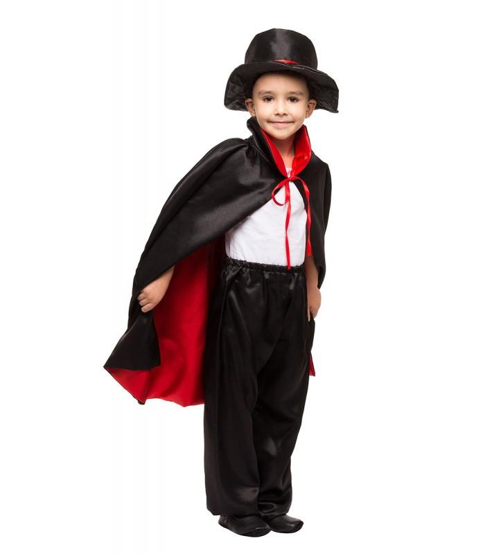Карнавальный костюм Вампира Фокусника Дракулы (5 -  10 лет)