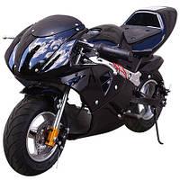 Электромотоцикл Profi HB-PSB 01-E-2 Черный