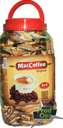Кава розчинна Маккофе 3в1 Класік 160 пакетів, фото 2