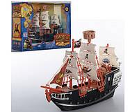 Корабль Пираты Черного моря с аксессуарами
