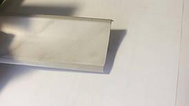 Бортик узкий мрамор карара