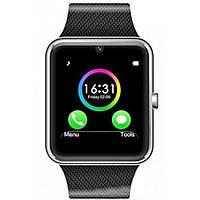 Умные часы Smart watch GT08 серебро