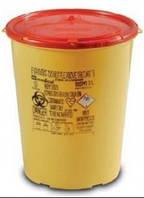 Одноразовый круглый контейнер DISPO объемом 4 л