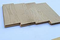 Массивная доска из дуба 270*90*16 мм сорт натур без покрытия