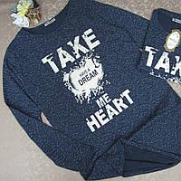 Туника -платье из натурального трикотажа -двухнитки. р/р  НОРМА. Турция. Cotton-100%, фото 1