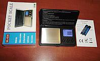 Весы для драг металлов ML E 06 / 6260 (до сотых) ювелирные аптечные весы