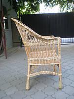 Кресло из натуральной лозы