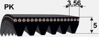 Ремень поликлиновой 8PK