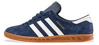 Кроссовки Adidas Hamburg (blue) - 30Z