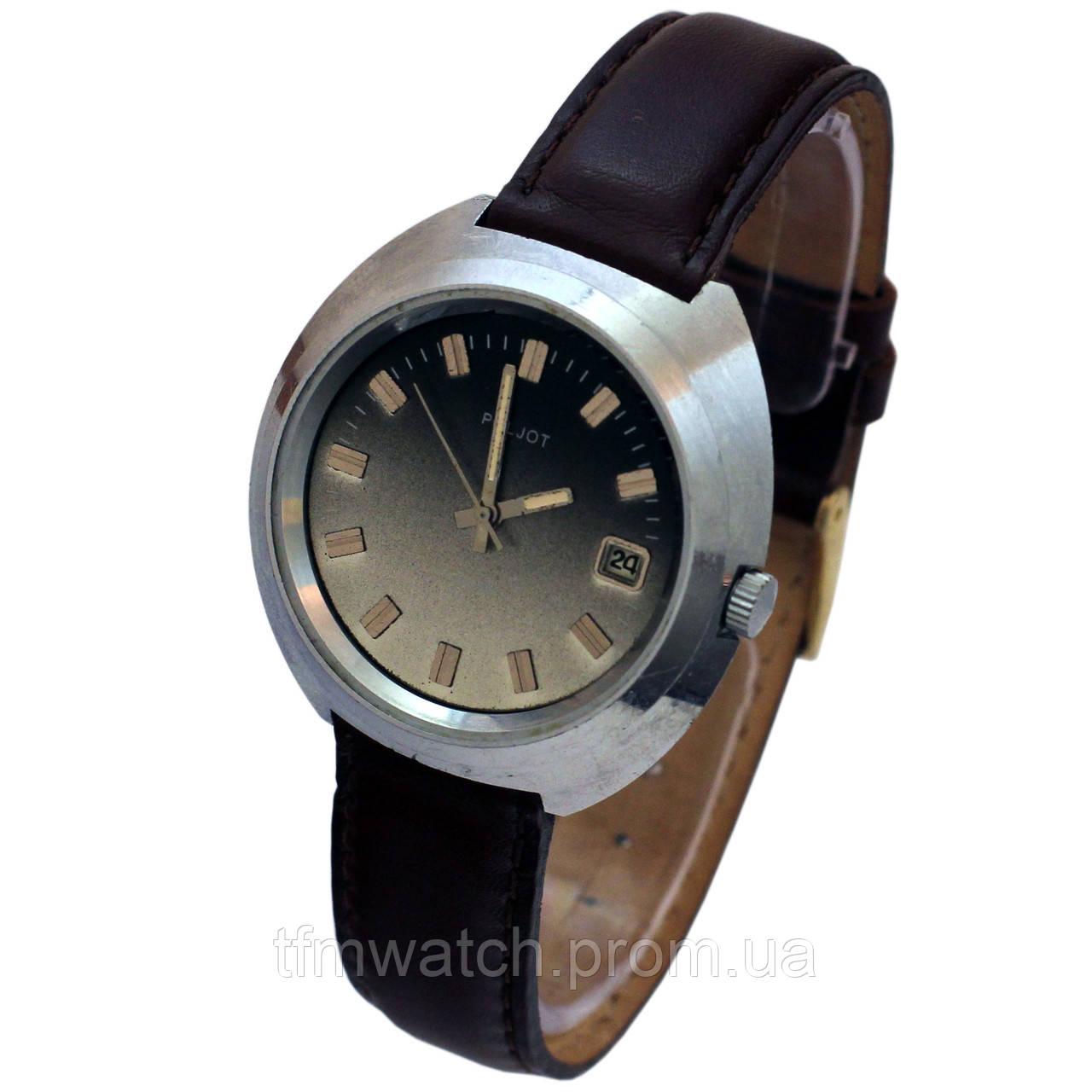 Часы Полет 17 камней СССР