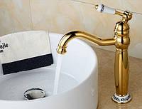 Смеситель кран для ванной комнаты однорычажный, фото 1