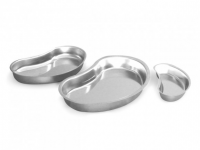 Лоток медицинский металлический почкообразный ЛМПч «Ока-Медик» ЛМПч 200