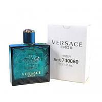 Тестер. Мужская туалетная вода Versace Eros (Версаче Ерос) 100 ml