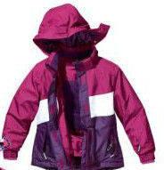 Детский лыжный костюм Crivit Sports (для девочек)