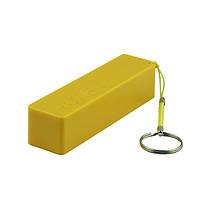 Внешний аккумулятор Power Bank 18650 Желтый, фото 2
