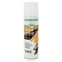 Salamander краска для замши нубука (ТЕМНО-КОРИЧНЕВЫЙ 012) 200 мл