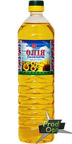 Олія соняшникова н/р 810 мл Одна родина