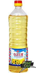 Олія соняшникова рафінована Одна родина 700 мл