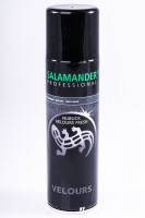 Краска Salamander Professional для замши нубука (ТЕМНО-СЕРЫЙ 027) 250 мл