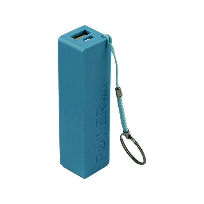 Внешний аккумулятор Power Bank 18650 Синий
