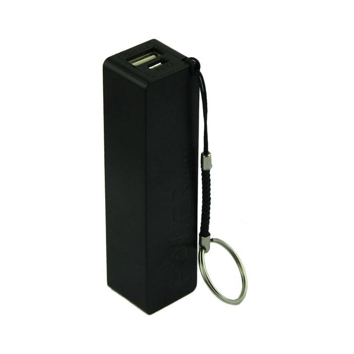 Внешний аккумулятор Power Bank 18650 Черный