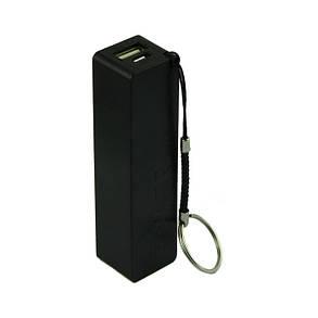 Внешний аккумулятор Power Bank 18650 Черный, фото 2