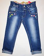 Нарядные джинсы с декором 98, 104, 110, 116