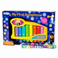 Музыкальный детский ксилофон
