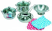 Набор посуды нержавеющий, Bino