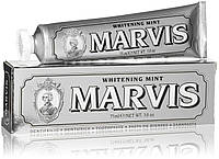 Marvis Whitening Mint - Отбеливающая зубная паста, 85 мл