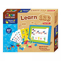 Игра Avenir Clever Hands Learn 1 2 3, Bino