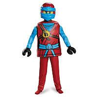 Костюм карнавальный для девочки Лего Ниндзяго Ния Lego Ninjago Nya Deluxe Child Costume