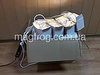 Светодиодная гирлянда бахрома с мерцанием 3*0.7м ОПТОМ