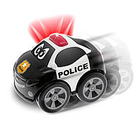 """Машинка инерционная Chicco """"Полиция"""", Turbo Team"""
