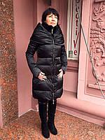 Пуховик Elisabetta Franchi / Selyn с мехом