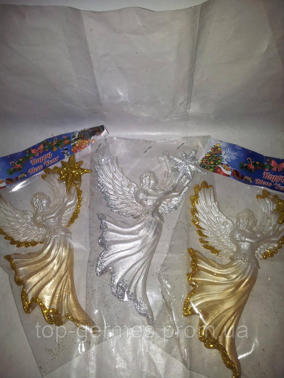 """Елочное украшение """"ангел"""""""