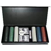 Покерный набор 300фишек YH-300AP
