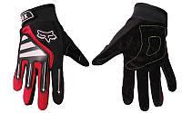 Мотоперчатки текстильные FOX BC-4640-R