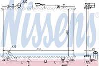 68154 NISSENS Радиатор охлаждения    MITSUBISHI PAJERO SPORT 3,0 98