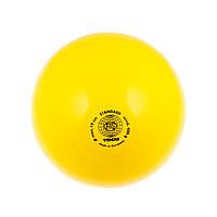 Мяч гимнастический желтый 400гр Togu