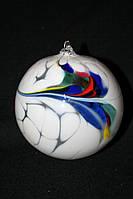 Новогодние шары, handmade, 12 см.