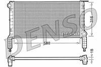 DRM09063 DENSO Радиатор охлаждения   FIAT DOBLO 1242 AC