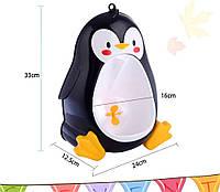 Писсуар Детский для мальчиков Пингвин