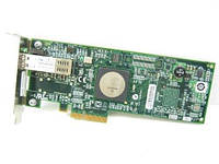 БУ Сетевая карта Sun PCI-E х4 Single Port 4G FC, LP (375-3396-01)